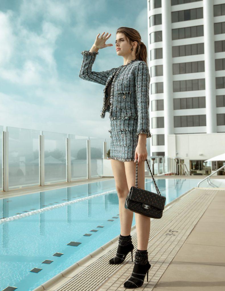 Modern Classy Tailleour by Annalisa Peretti