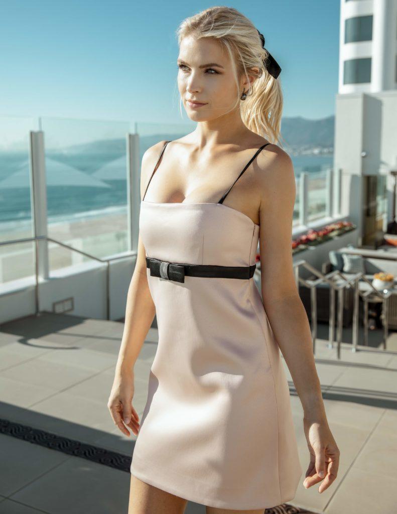 Romantic & Elegant Dress by Annalisa Peretti